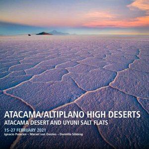 Atacama and Altiplano Photography Tour Marsel Van Oosten and Ignacio Palacios 2021