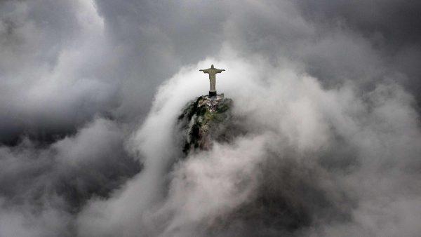 Christ the Redeemer Rio de Janeiro Photographed by Ignacio Palacios