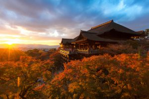 Japan in Autumn Kiyomizu-dera Temple Photography Tour