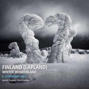 Finland Photography Tour with Ignacio Palacios & Peter Eastway