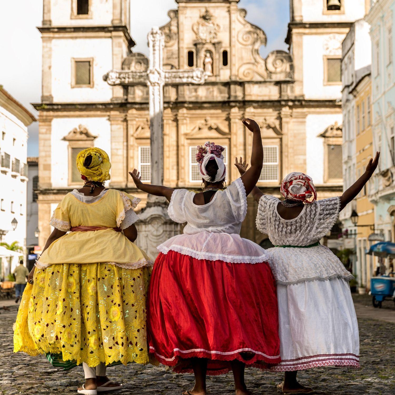 Palenqueras in Cartagena Colombia Photography Tour with Ignacio Palacios