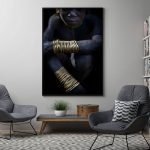 Fine Art Portrait Photograph of a child from the Mursi Tribe by