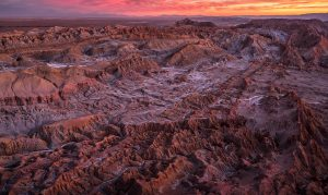 Atacama Desert, Chile Photography tour with Award Winning Photographer Ignacio Palacios Orton Effect